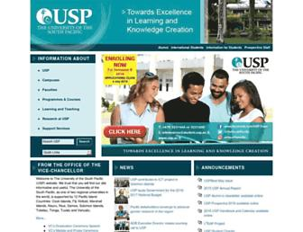 Thumbshot of Usp.ac.fj