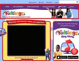Thumbshot of Kidsongs.com