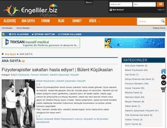 Thumbshot of Engelliler.biz