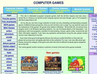 takegame.com screenshot