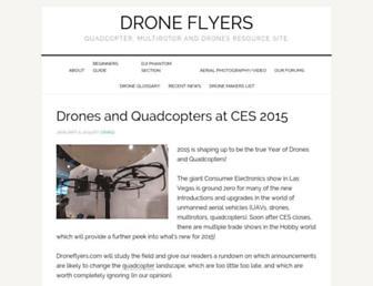 Thumbshot of Droneflyers.com