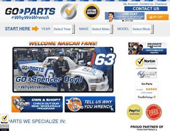 Thumbshot of Go-parts.com