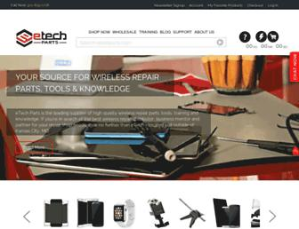 Thumbshot of Etechparts.com