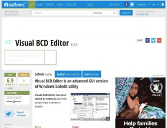 visual-bcd-editor.en.softonic.com screenshot