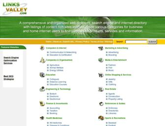 Thumbshot of Linksvalley.com