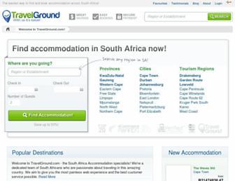 Thumbshot of Travelground.com