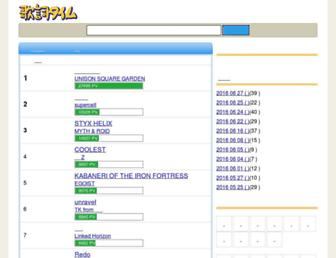 kasi-time.com screenshot