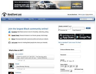 Thumbshot of Blackplanet.com