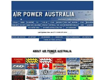 ausairpower.net screenshot