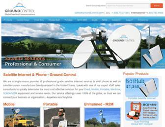 Thumbshot of Groundcontrol.com