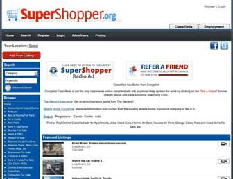 Thumbshot of Supershopper.org