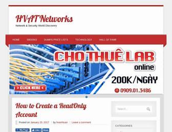 hvat.info screenshot