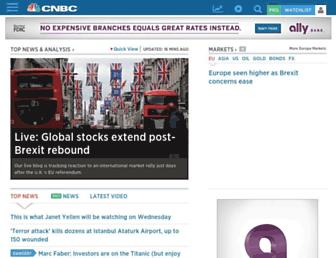Thumbshot of Cnbc.com