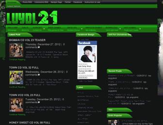 luydl21.blogspot.com screenshot