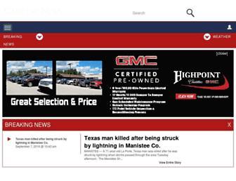 cadillacnews.com screenshot