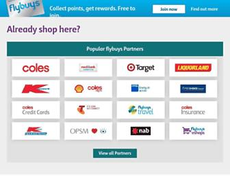 Thumbshot of Flybuys.com.au