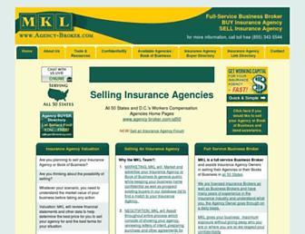 agency-broker.com screenshot