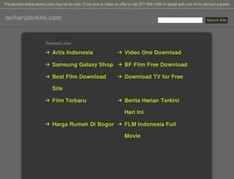 terbaruterkini.com screenshot