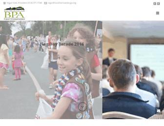 bhblbpa.com screenshot