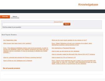 kb.act.com screenshot
