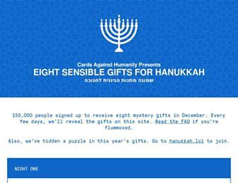 Thumbshot of Holidaybullshit.com