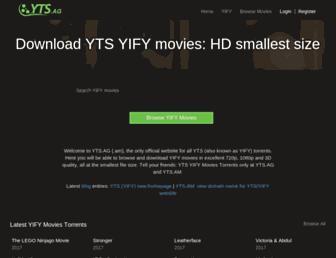 yts.am screenshot