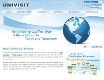 Thumbshot of Univisit.com