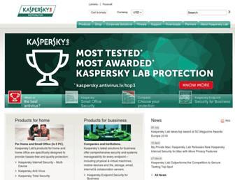 kaspersky.antivirus.lv screenshot