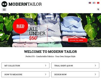 Thumbshot of Moderntailor.com