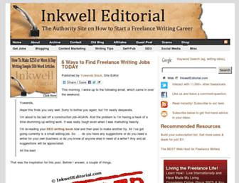inkwelleditorial.com screenshot