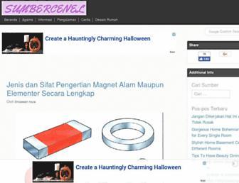 sumbercenel.com screenshot
