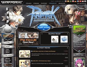 playragnarok.com screenshot