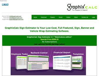 graphixcalc.com screenshot