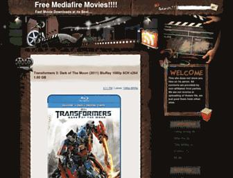 freemediafire4u.blogspot.com screenshot