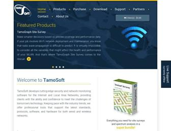 tamos.com screenshot