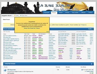 islamiforum.net screenshot