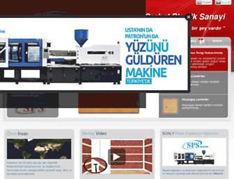serhatplastik.com.tr screenshot