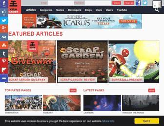 keengamer.com screenshot