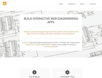 Thumbshot of Jgraph.com