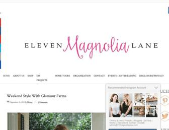 11magnolialane.com screenshot