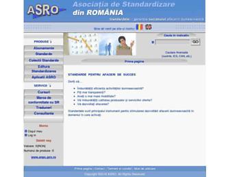magazin.asro.ro screenshot