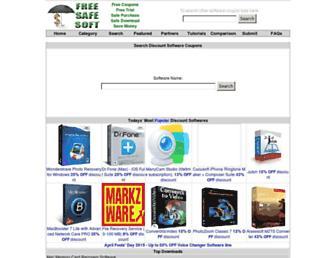 s.freesafesoft.com screenshot