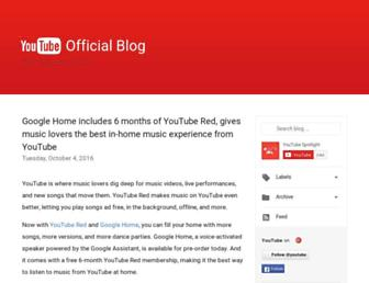 youtube.googleblog.com screenshot