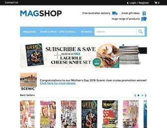 Thumbshot of Magshop.com.au