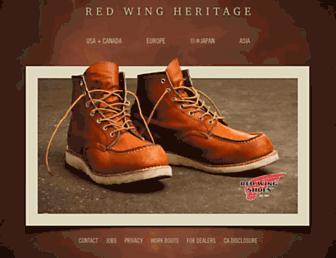 Thumbshot of Redwingheritage.com