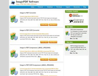 imagepdf.com screenshot