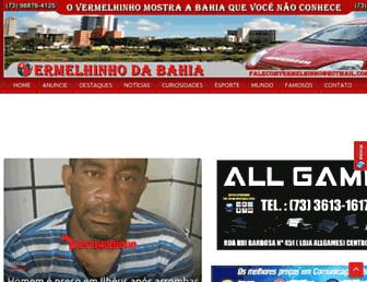 Thumbshot of Vermelhinhoba.com.br