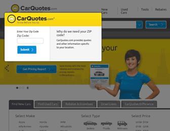 carquotes.com screenshot