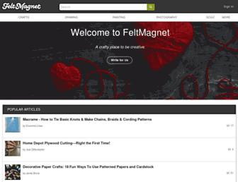 feltmagnet.com screenshot