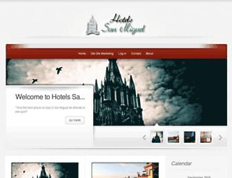 Thumbshot of Hotelssanmiguel.com